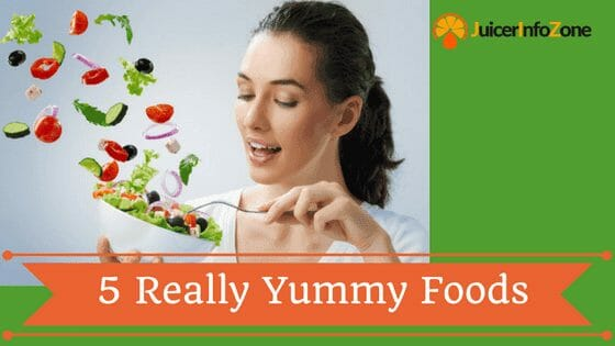 5 Really Yummy Foods That Will Make You Look Younger!
