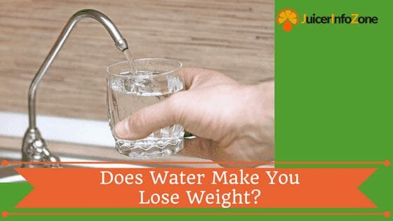 Does Water Make You Lose Weight?