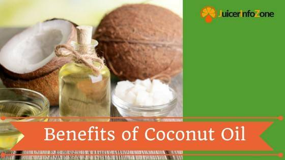The Amazing Benefits of Coconut Oil